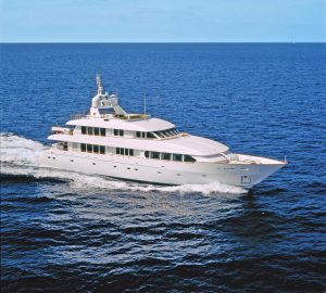 East Coast USA charter special with 40m luxury motor yacht M4