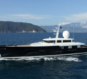 GALILEO G offering 20% off Mediterranean motor yacht charter vacations