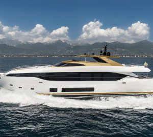 Maiora M30 motor yacht to be presented at Versilia Yachting Rendezvous