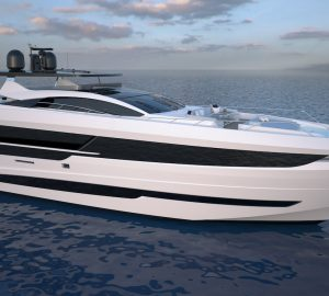 Mangusta GranSport 33 sold to American Owner two months following Miami public debut
