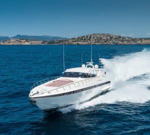 Discounted Yacht Charter in the Balearics aboard 23m MINU LUISA