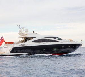27m FIRECRACKER offering 25% yacht charter discount in Western Mediterranean