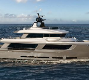 34m Ocean King Classic 108 motor yacht concept unveiled
