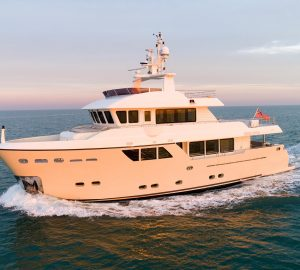 Andrea Bocelli becomes new owner of the Darwin Class 86 expedition yacht Stella del Nord