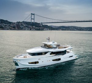 Numarine launch and deliver third 26XP motor yacht