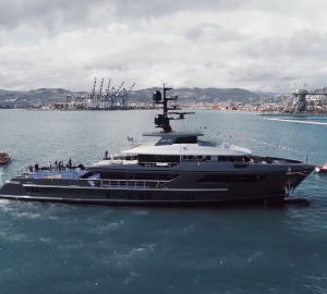 Sanlorenzo launch 500XP explorer motor yacht AMO