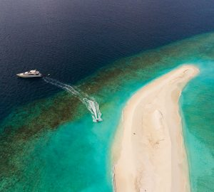 Explore the breathtaking Maldives in luxury aboard 26m charter yacht NAWAIMAA with 10% off