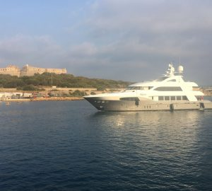 Discount of 15% applied to Greece Yacht Charters aboard 42m superyacht I SEA