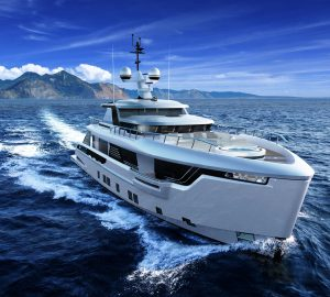 Dynamiq Yachts announces its first explorer yacht, Global 330