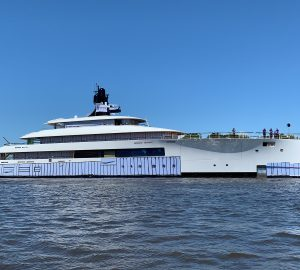 Feadship reveals new superyacht Project 818