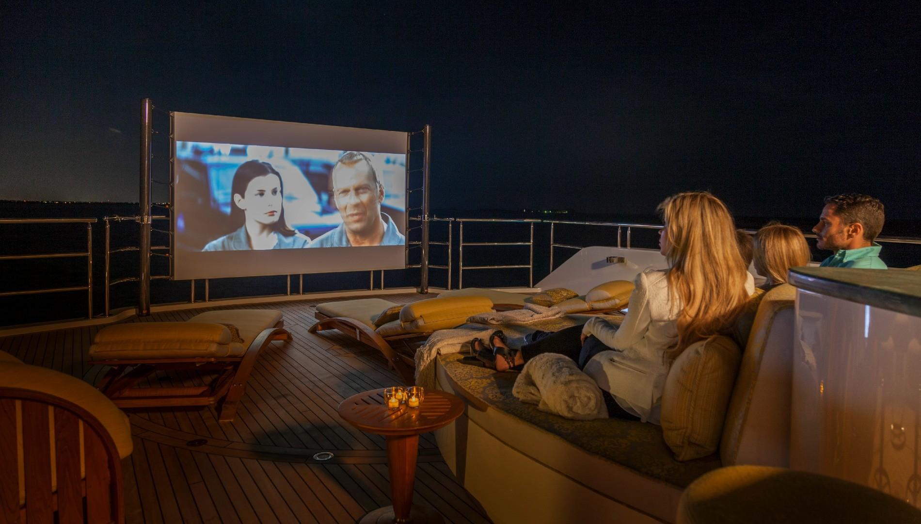 Great outdoor cinema