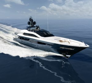 Charter 51m Heesen superyacht IRISHA in the Med at a special rate