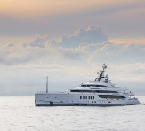 63m Benetti Yacht METIS delivered