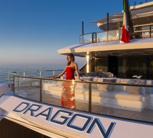 In Photos: On board 80m mega yacht DRAGON - The latest flagship from Columbus Yachts