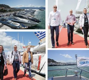 Competition winners announced for the Chefs' Competition at 6th Mediterranean Yacht Show