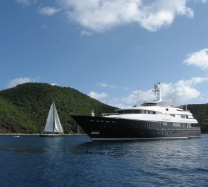 Spectacular 61m Abeking & Rasmussen superyacht Excellence V renamed ARIENCE