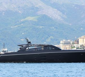26m Super fast yacht Otam 85 GTS Cara Montana delivered