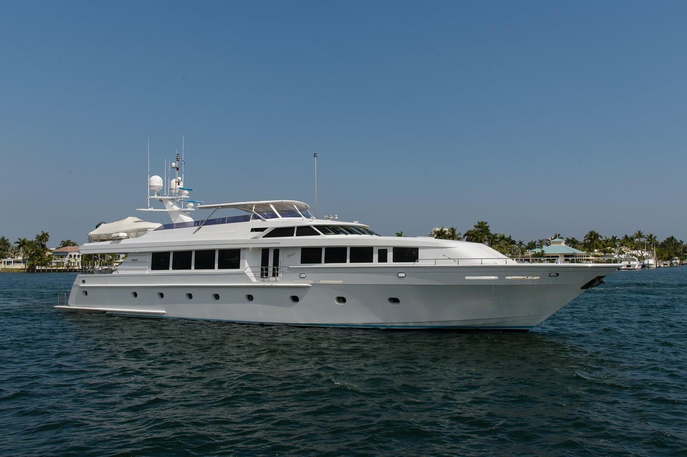 Motor yacht SAVANNAH
