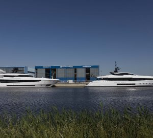 Overmarine announces launch of two superyachts: Project Milano and Project Capri