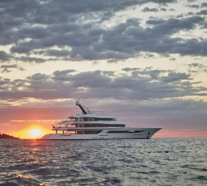 70m Feadship superyacht JOY offering 10% off charter vacations in the Med