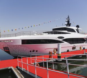Gulf Craft delivers seventh 32-metre Majesty 100 hull, now names Piterland II