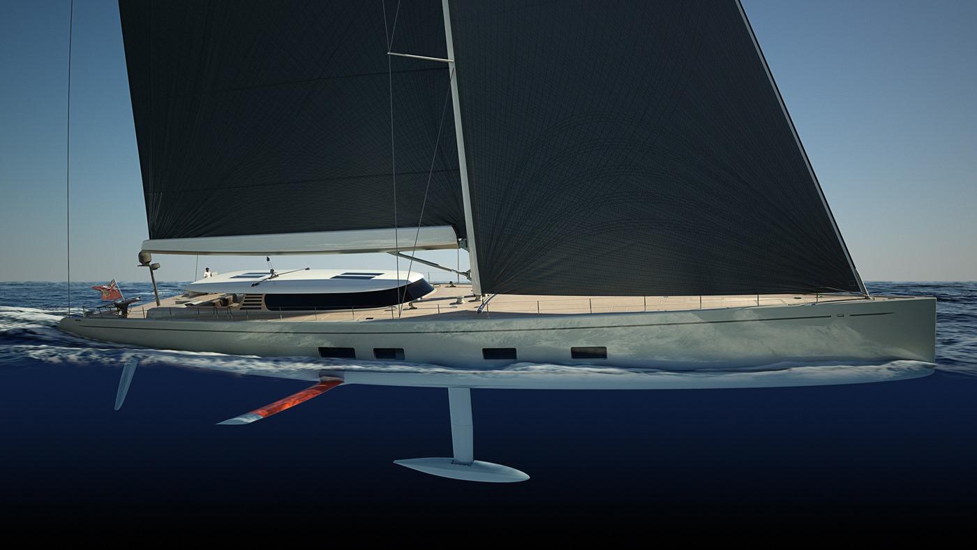 Sailing Yachts — Yacht Charter & Superyacht News
