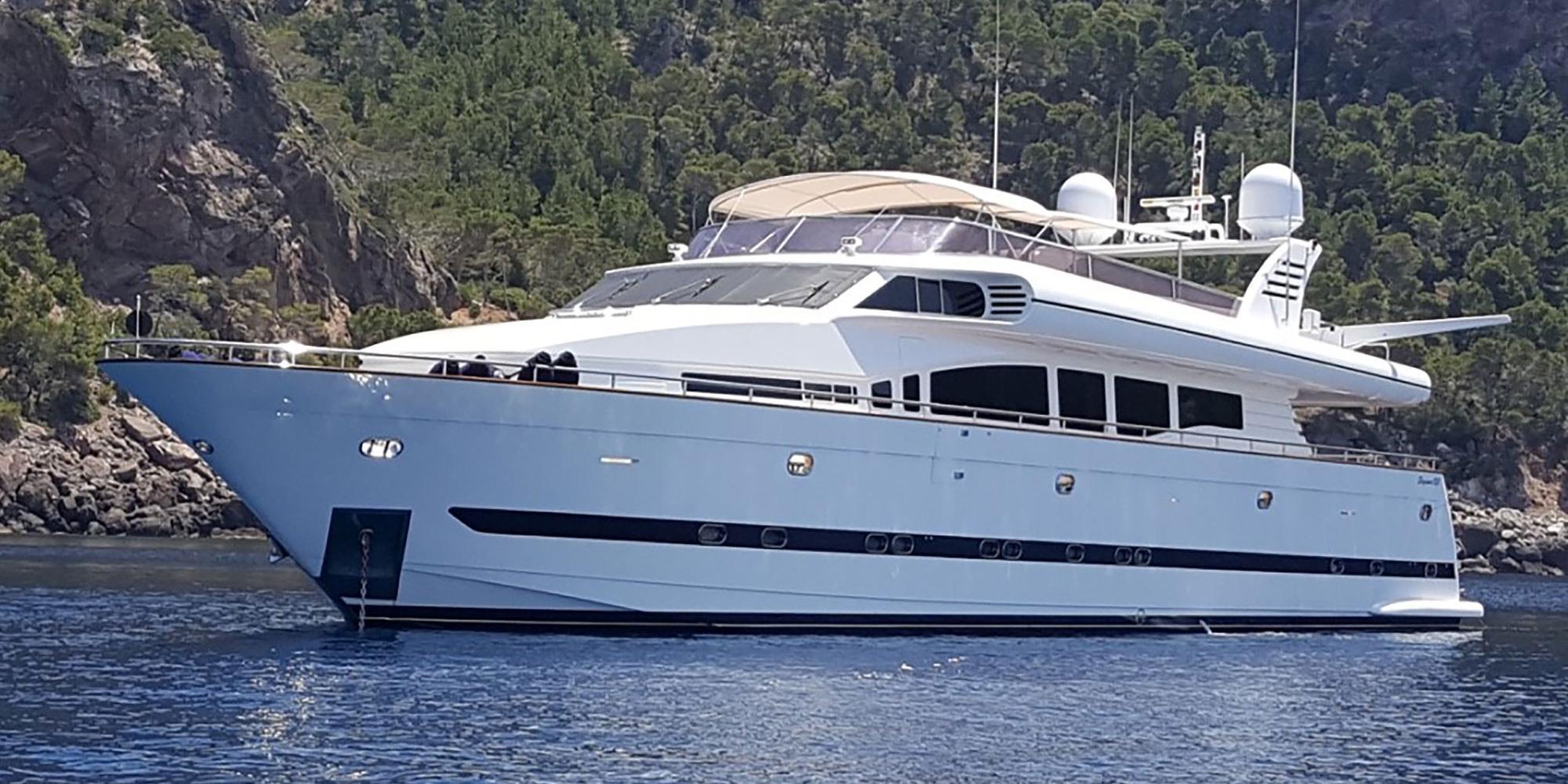 Motor yacht HARMONY I