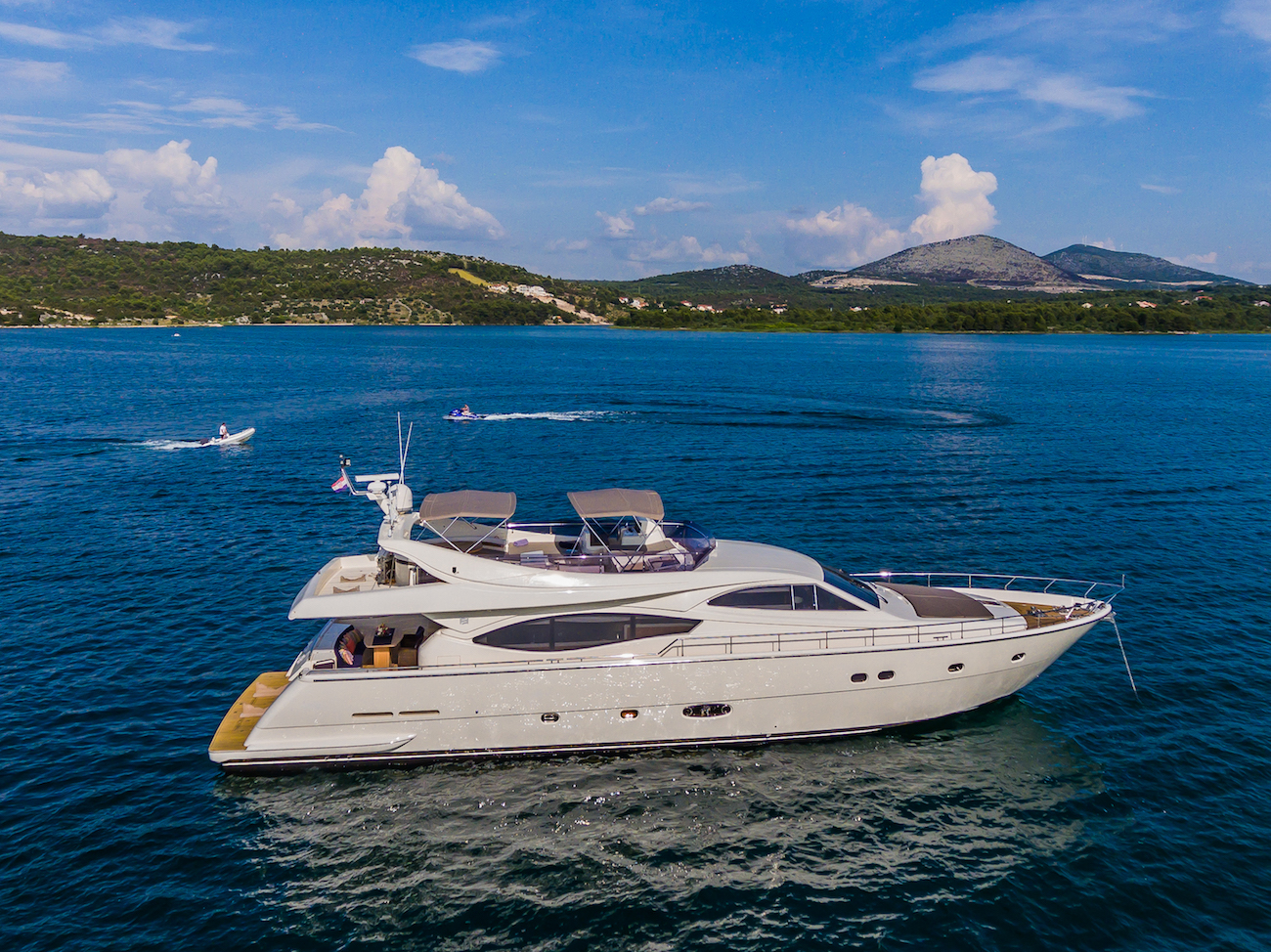 QUO VADIS I YACHT available for charter in Croatia