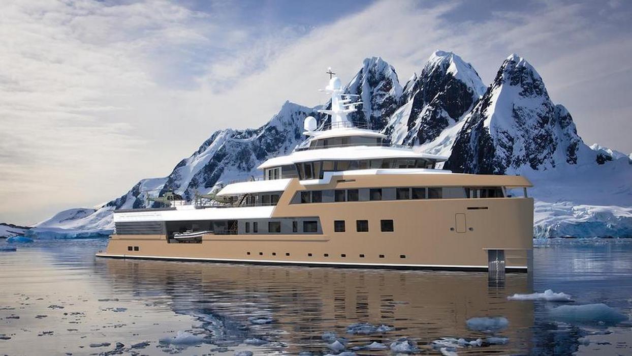 Seaxplorer 77 super yacht LA DATCHA