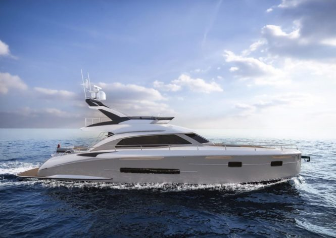 Sichterman Yachts fleet - Felicitatem 20m 65ft