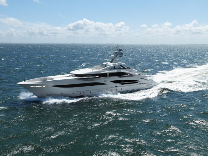Superyacht GALVAS - Photo Heesen Yachts