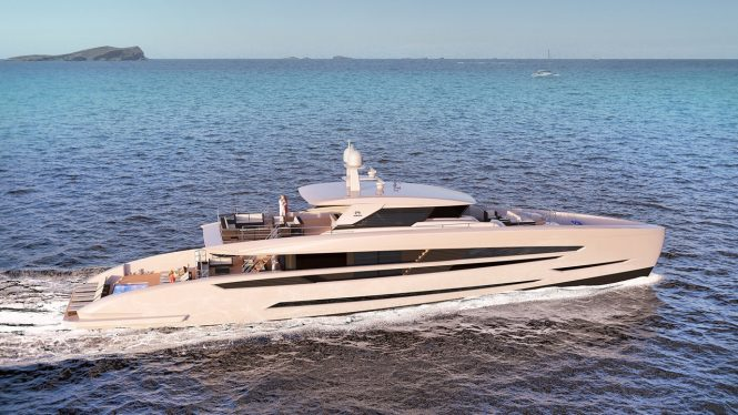 Horizon Yachts and Cor D Rover present new yacht FD125
