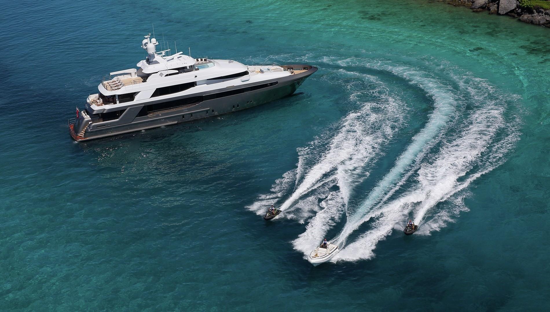 Motor yacht MUCHOS MAS