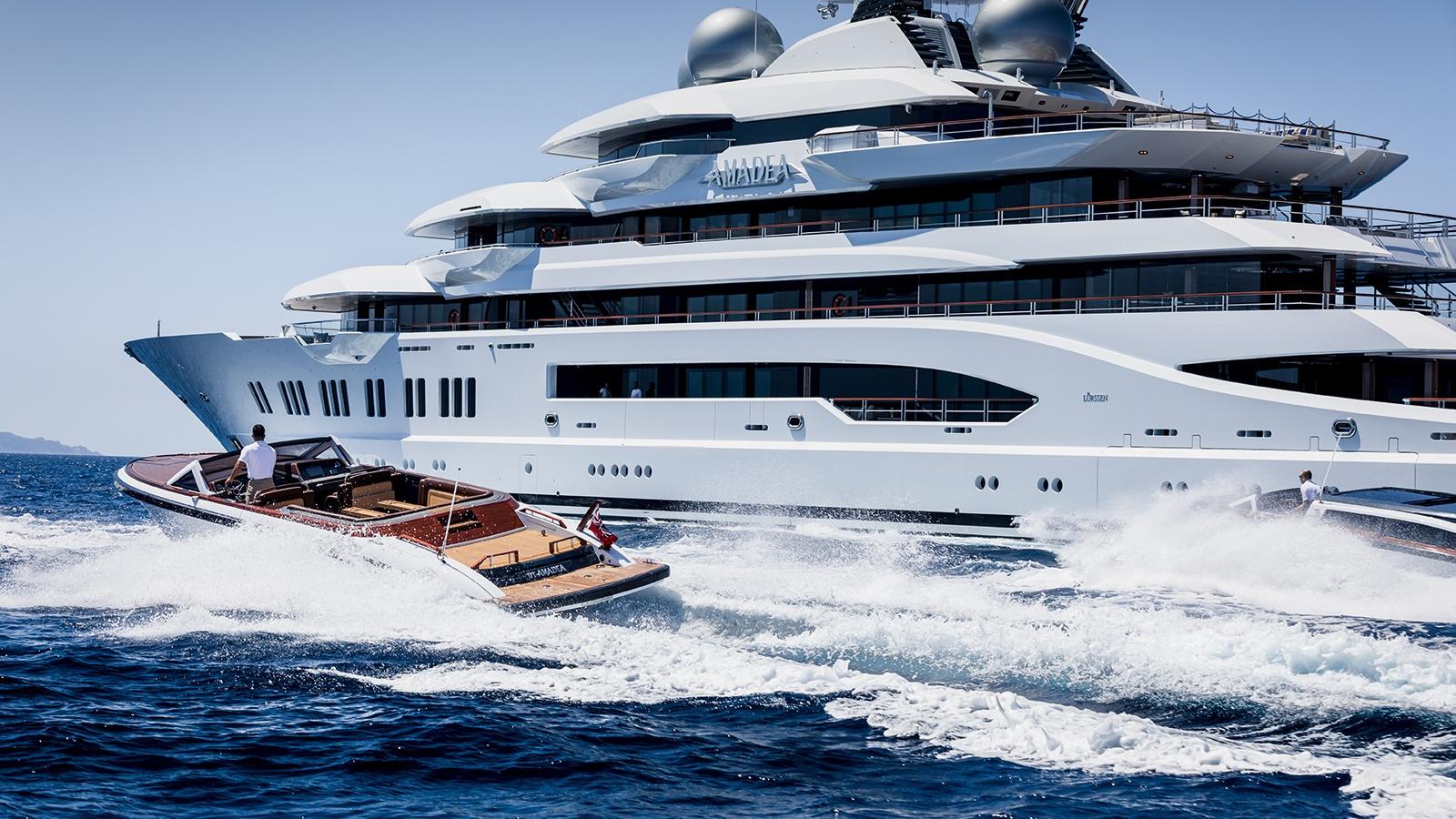 Mega Yachts — Yacht Charter & Superyacht News
