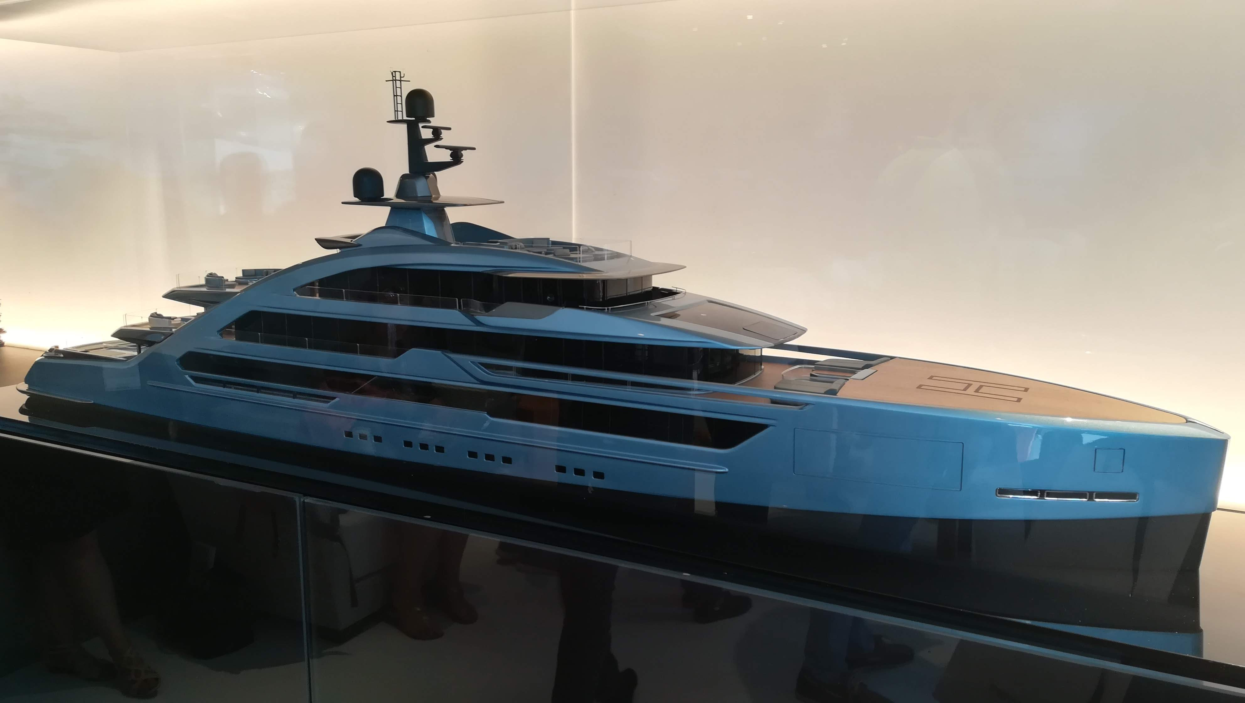 S702 NEXT 70 luxury yacht concept by Francesco Paszkowski and Tankoa Yachts - Photo © CharterWorld