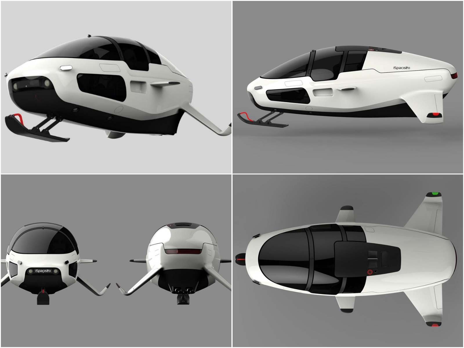 DeepSeaker DS1 yacht toy - Image © iSpace2O