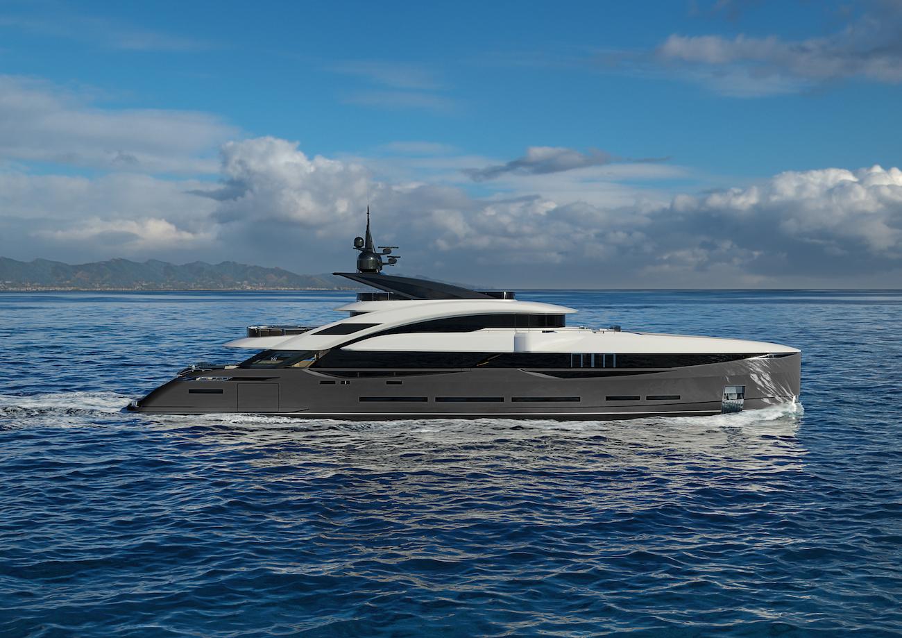 ISA GT45M superyacht sold