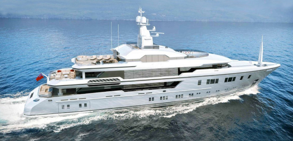 NORTH STAR superyacht