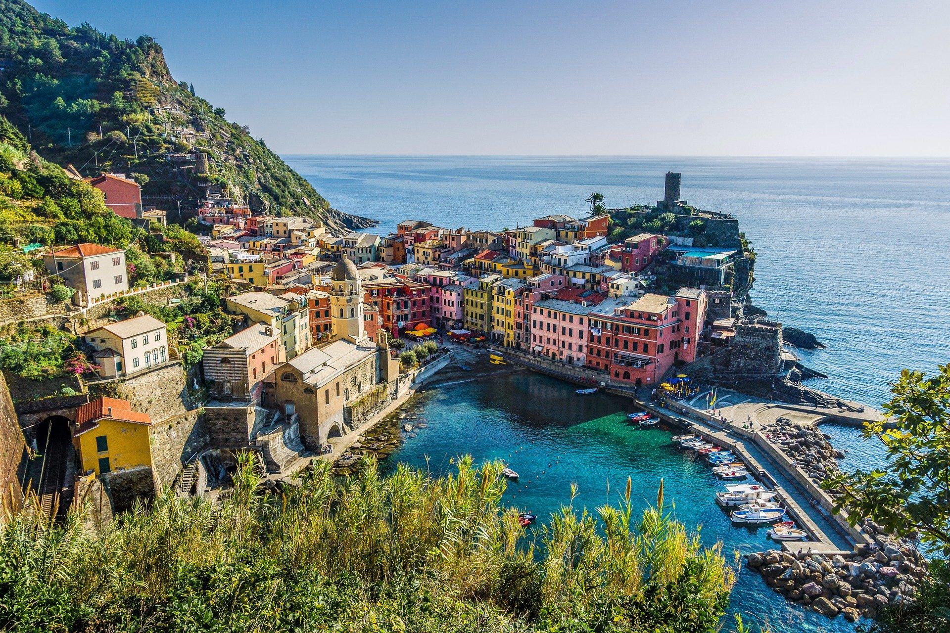 Italian Riviera - Cinque Terre - Yacht Charter