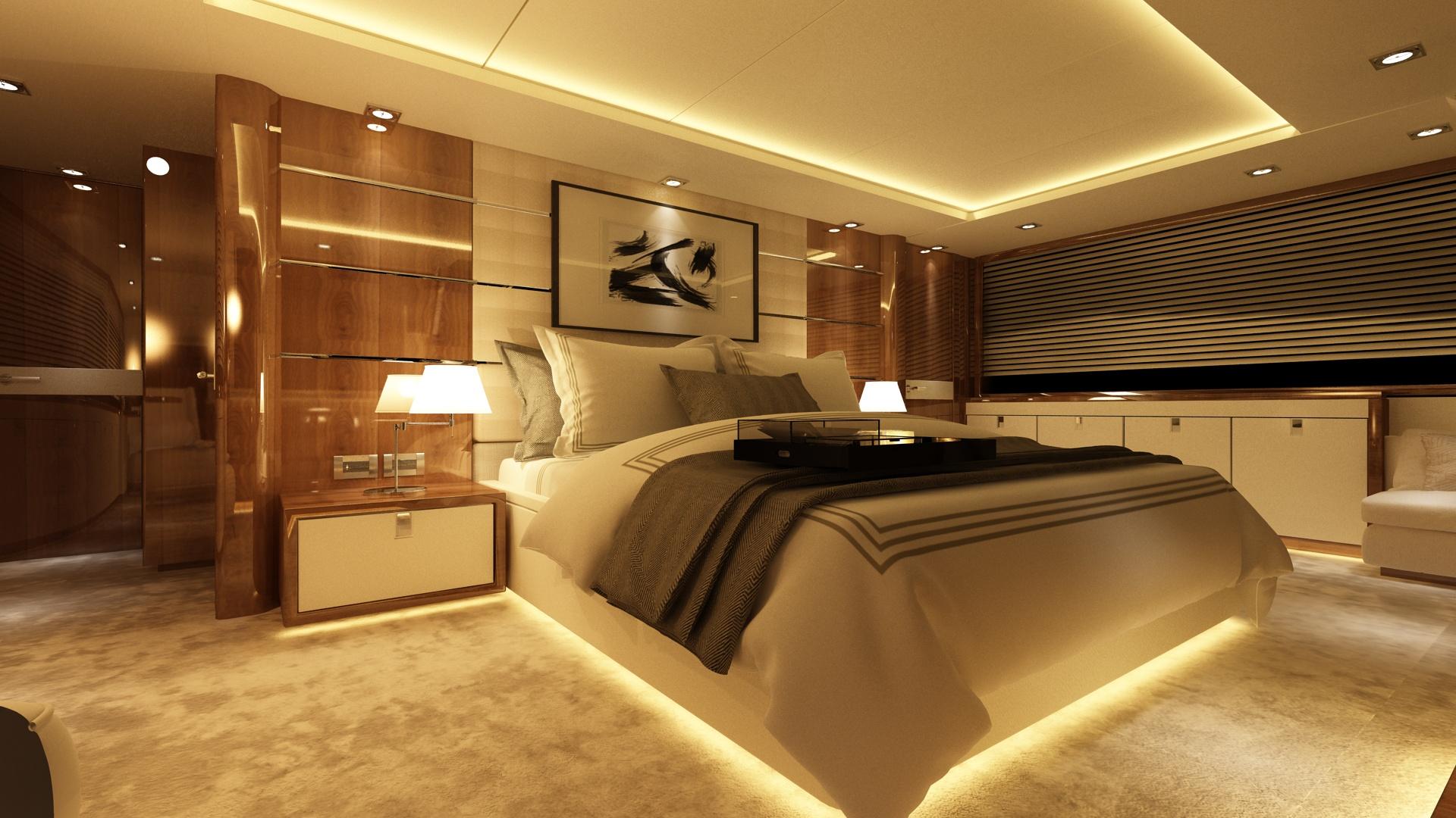 master suite - render