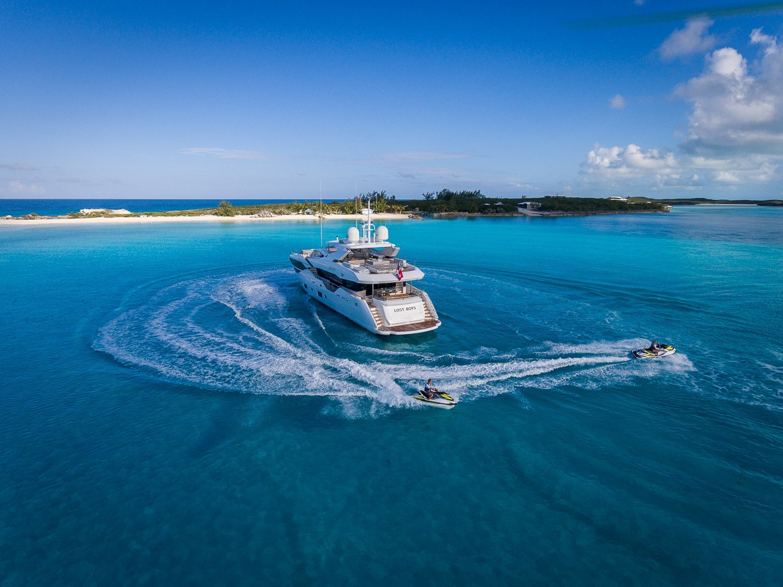 Superyacht charters around the world