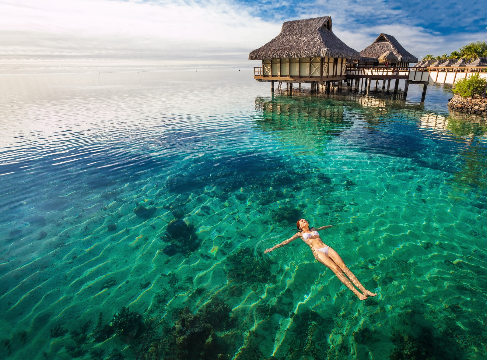 Yacht charters in French Polynesia