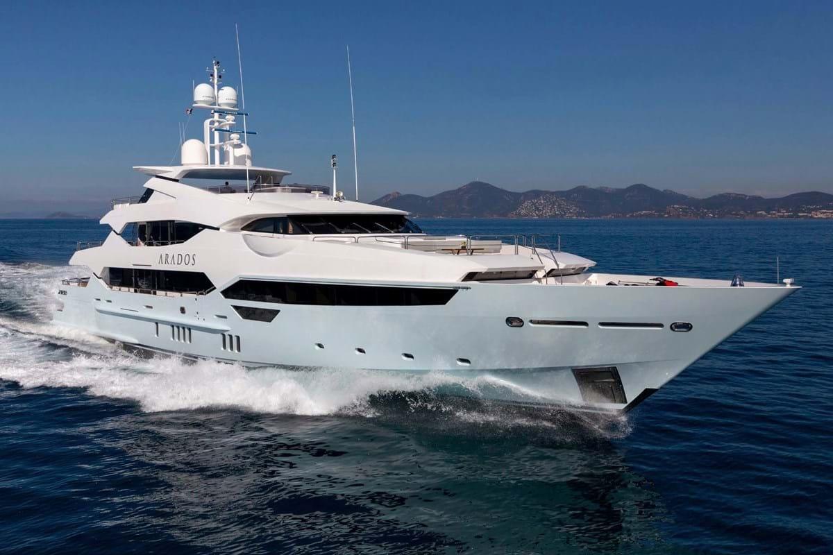 Motor yacht ARADOS