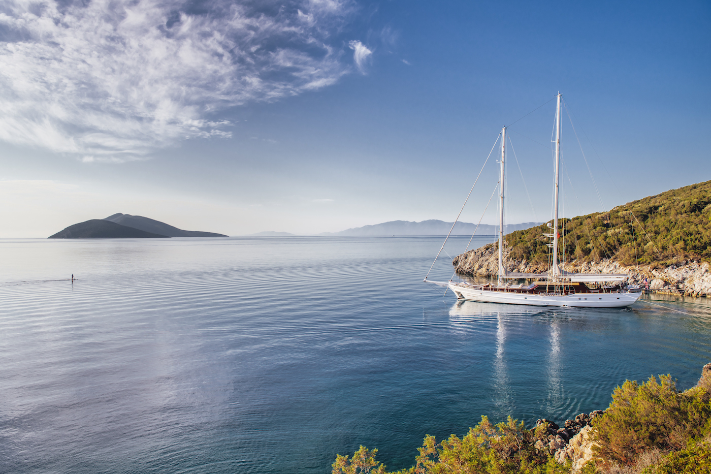 Turkish Gulet HIC SALTA available for charter