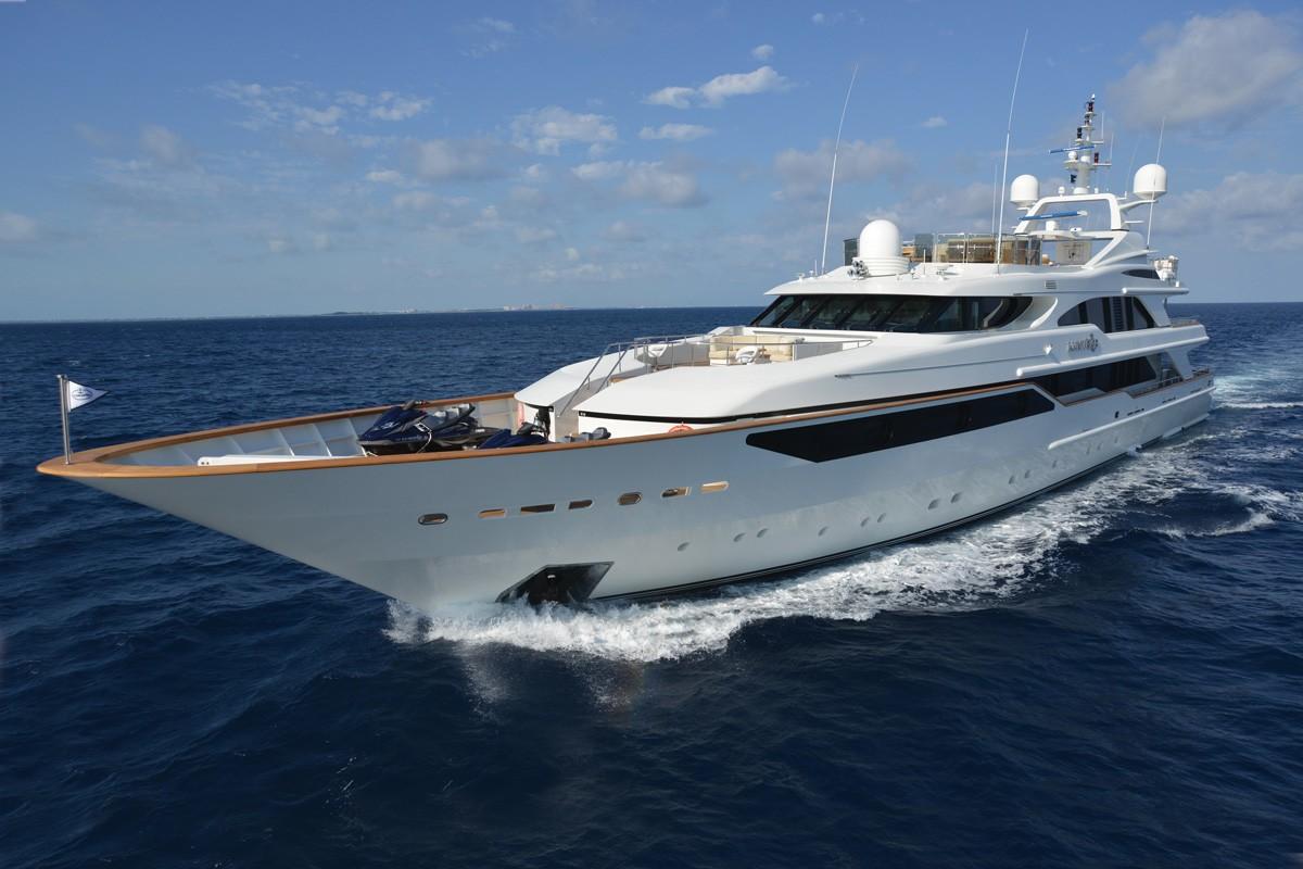 Luxury motor yacht BARENTS