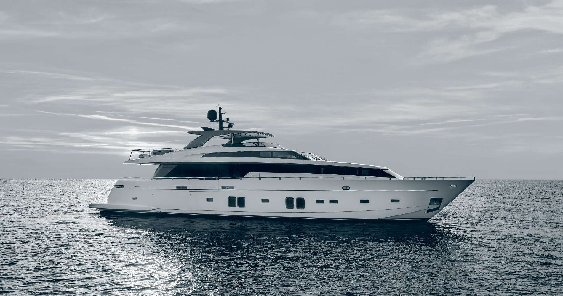 Luxury yacht SALT offering fantastic charter special in the Western Mediterranean
