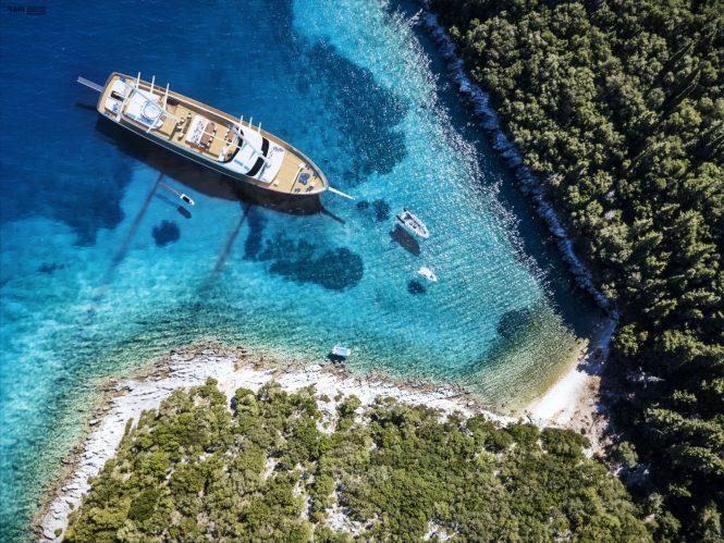 Sailing yacht LOVE STORY