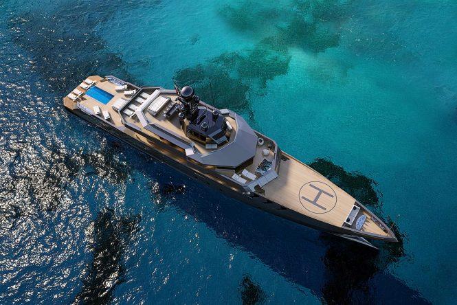 Antonini Navi - OPV 56 superyacht