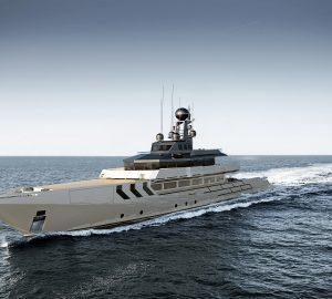 Introducing the Antonini Navi's 56-metre OPV 56 luxury yacht designed by Fulvio De Simoni
