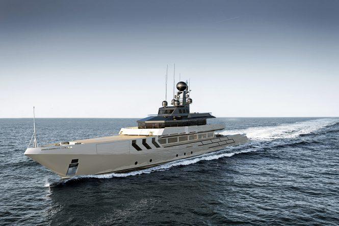 Antonini Navi - OPV 56 yacht